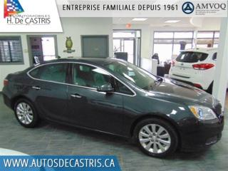 Used 2014 Buick Verano for sale in Chateauguay, QC