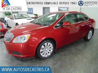Used 2014 Buick Verano Mags, Camera De for sale in Chateauguay, QC