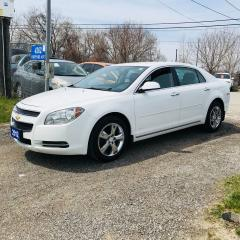 Used 2012 Chevrolet Malibu BRAND NEW WINTER TIRES+ ALL SEASON TIRES- PLATINUM for sale in Toronto, ON