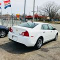 2012 Chevrolet Malibu PreOwned Certified - Platinum edition winter set