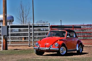 Used 1979 Volkswagen Beetle Fuel Injected for sale in Estevan, SK