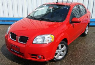 Used 2009 Pontiac G3 Wave *SUNROOF* for sale in Kitchener, ON