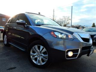 Used 2012 Acura RDX SH-AWD TECH PKG ***PENDING SALE*** for sale in Kitchener, ON