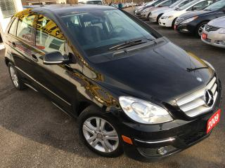 Used 2009 Mercedes-Benz B 200 AUTO/ALLOYS/BLUETOOTH/FOG LIGHTS/FUEL EFFICIENT! for sale in Scarborough, ON