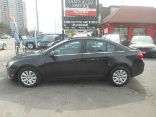 Used 2011 Chevrolet Cruze LS for sale in Scarborough, ON