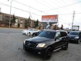 Used 2010 Mercedes-Benz GLK350 GLK350 for sale in Scarborough, ON