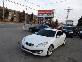 Used 2011 Hyundai Genesis Coupe Premium for sale in Scarborough, ON