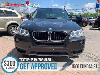 Used 2013 BMW X3 for sale in London, ON