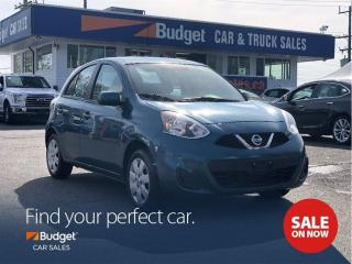 Used 2016 Nissan Micra Bluetooth, Air-Conditioning, Fully Serviiced for sale in Vancouver, BC