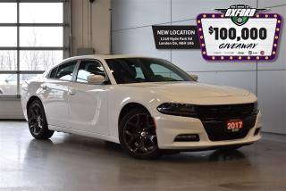 Used 2017 Dodge Charger Rallye -3.6L, GPS, sunroof, back up cam for sale in London, ON