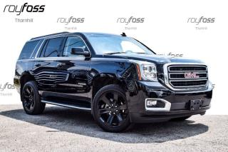 Used 2018 GMC Yukon SLT Nav Roof Adapt Cruise Dvd for sale in Thornhill, ON