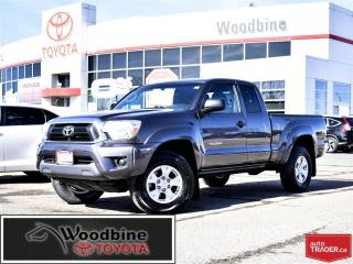 Used 2014 Toyota Tacoma ACC CAB SR5 Power Package, Trailer Tow Package for sale in Etobicoke, ON
