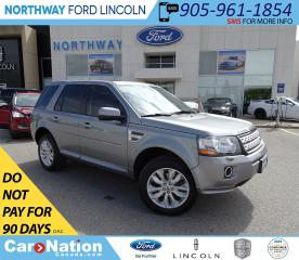 Used 2014 Land Rover LR2 | 4x4 | NAV | PWR HTD LEATHER | PANOROOF | for sale in Brantford, ON