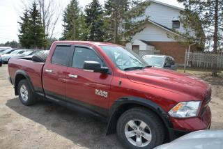 Used 2014 Dodge Ram 1500 Outdoorsman, Quad Cab 2WD for sale in Hornby, ON