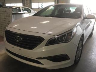 Used 2017 Hyundai Sonata 2.4L GL for sale in Winnipeg, MB