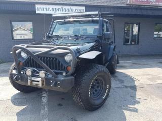 Used 2013 Jeep Wrangler SPORT 4X4 TOIT MOU for sale in Lévis, QC