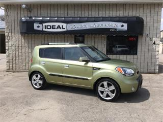 Used 2010 Kia Soul 4U for sale in Mount Brydges, ON