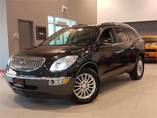 Used 2010 Buick Enclave CX **7 PASSENGER-CAMERA-REMOTE START** for sale in York, ON
