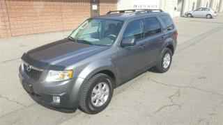 Used 2011 Mazda Tribute GT for sale in Burlington, ON
