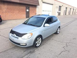Used 2007 Hyundai Accent GS for sale in Burlington, ON