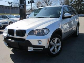 Used 2007 BMW X5 3.0SI ~ PANO ROOF ~ 155KMS ~ AWD ~ LEATHER !!! for sale in Burlington, ON