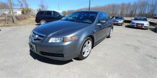Used 2005 Acura TL W/NAVIGATION PKG for sale in Barrie, ON