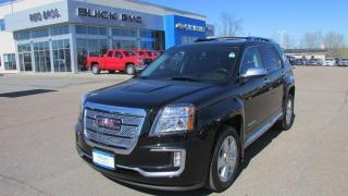 Used 2016 GMC Terrain Denali /$237.00 bi-weekly for 84 mths for sale in Arnprior, ON