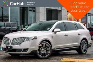 Used 2012 Lincoln MKT EcoBoost AWD|Pano_Sunroof|THX Audio|Nav|Keyless_Go|Backup_Cam for sale in Thornhill, ON