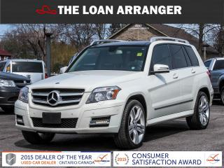 Used 2011 Mercedes-Benz GLK350 for sale in Barrie, ON