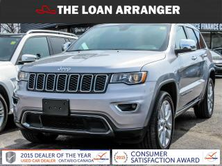 Used 2017 Jeep Grand Cherokee Limited for sale in Barrie, ON
