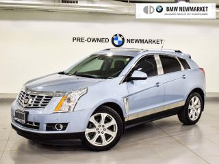Used 2014 Cadillac SRX FWD V6 Luxury 1SB for sale in Newmarket, ON