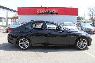 Used 2014 BMW 3 Series 4dr Sdn 320i xDrive AWD for sale in Surrey, BC