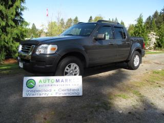 Used 2007 Ford Explorer Sport Trac XLT 4.0L 4WD for sale in Langley, BC