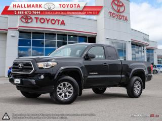 Used 2016 Toyota Tacoma 4x4 Access Cab V6 SR5 6A for sale in Mono, ON