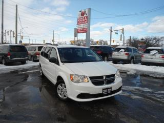 Used 2012 Dodge Grand Caravan AUTO STOW&GO PW PL PM A/C SAFETY WARRANTY for sale in Oakville, ON