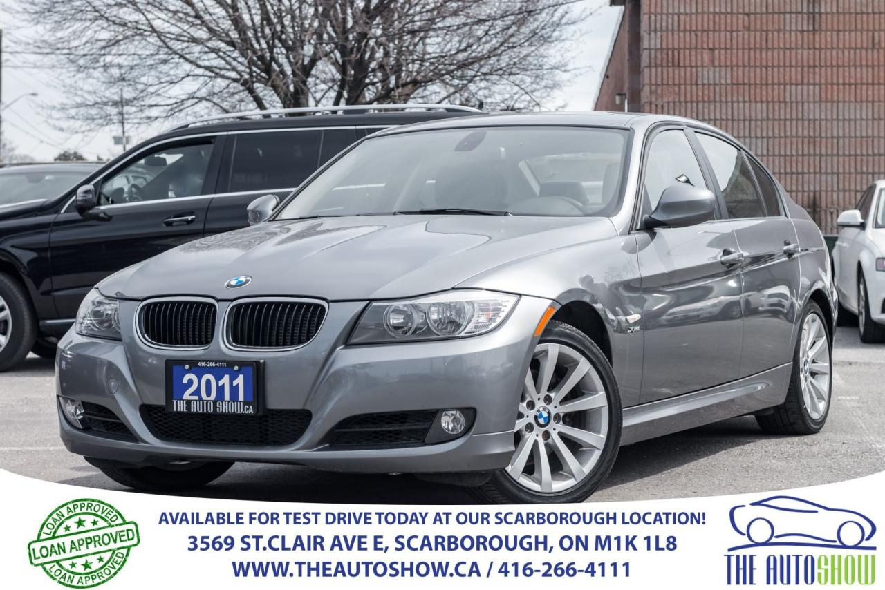 Used 2011 BMW 3 Series 328i AWD NO ACCIDENTS Winter Tires+RIMS Low ...