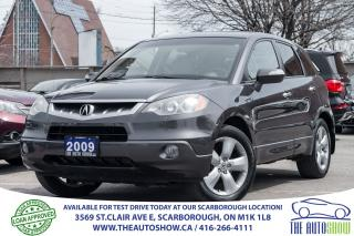 Used 2009 Acura RDX Turbo SH AWD LOW KM'S for sale in Caledon, ON