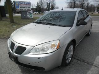 Used 2008 Pontiac G6 SE
