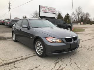 Used 2007 BMW 3 Series 323i for sale in Komoka, ON