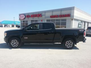 Used 2016 GMC Canyon 4WD SLE for sale in Owen Sound, ON