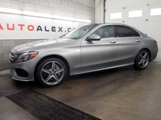 Used 2015 Mercedes-Benz C-Class C300 Awd Hud for sale in St-Eustache, QC