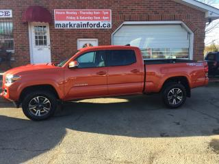 Used 2016 Toyota Tacoma TRD Sport 4x4 Navigation for sale in Bowmanville, ON