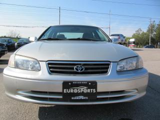 Used 2001 Toyota Camry LE for sale in Newmarket, ON