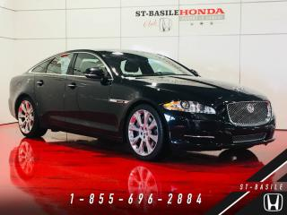 Used 2011 Jaguar XJ SUPERCHARGED 5.0L V8 for sale in Saint-basile-le-grand, QC