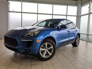 Used 2018 Porsche Macan CPO | Ext. Warranty | Premium PLUS for sale in Edmonton, AB