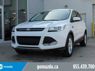 Used 2014 Ford Escape SE 1.6 ECO AWD POWER OPTIONS ACCIDENT FREE for sale in Edmonton, AB