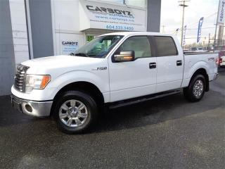 Used 2011 Ford F-150 XLT XTR 4x4 Crew, 5.0L V8, Warranty!! for sale in Langley, BC