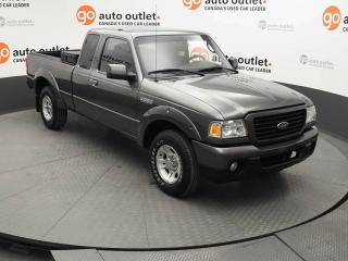 Used 2008 Ford Ranger SPORT for sale in Red Deer, AB