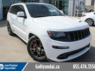 Used 2014 Jeep Grand Cherokee SRT NAV/BREMBO/SUNROOF/LEATHER for sale in Edmonton, AB
