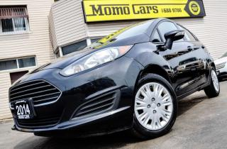 Used 2014 Ford Fiesta SE! MANUAL! Cruise! ONLY $99/bi-weekly! for sale in St Catharines, ON